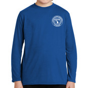 42400B Youth Gildan Performance Long Sleeve T Shirt