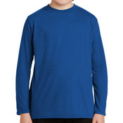 42400B Youth Gildan Performance Long Sleeve T Shirt (50yr)